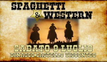 Spaghetti & Western solo scritta